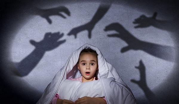 Strah kod dece